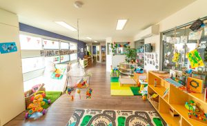childcare office